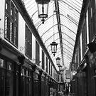 Cardiff Arcade by mattslinn