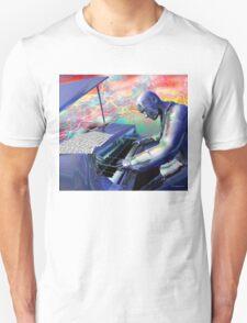 Blue Piano T-Shirt