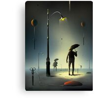 Tesouras. Canvas Print