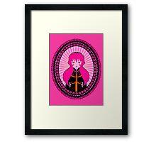 Dolly Luka Framed Print