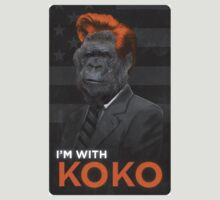 I'm With Koko by diculousdesigns