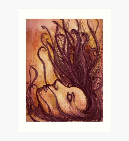 Bliss: The Eternal Now Art Print