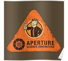 Apreture: Science innovators Poster