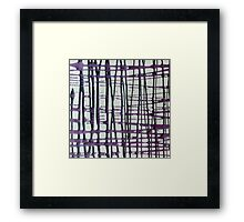 The Matrix Inverted Framed Print