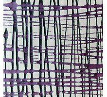 The Matrix Inverted Photographic Print