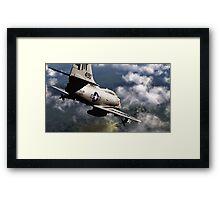 Operation Commando Hunt Framed Print
