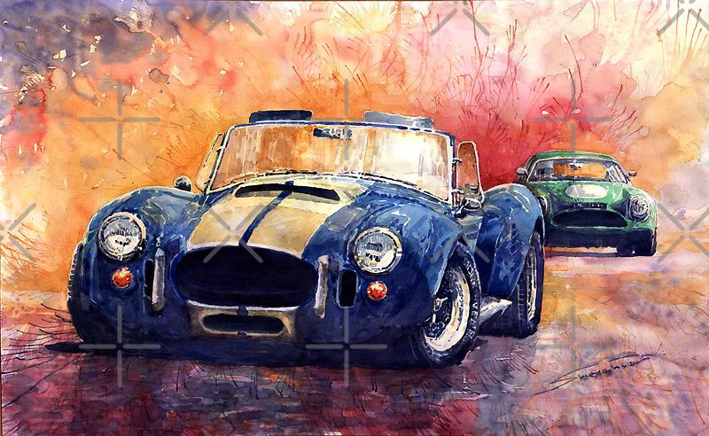 AC Cobra Shelby 427 by Yuriy Shevchuk