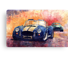 AC Cobra Shelby 427 Canvas Print