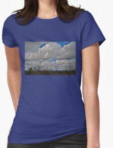 Infinite Horizons Womens Fitted T-Shirt