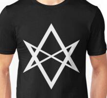 Unicursal Hexagram Unisex T-Shirt