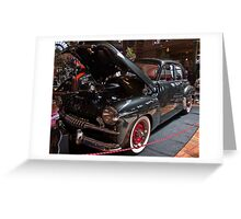 1954 holden Greeting Card