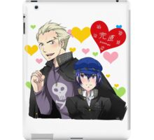 Kannao and Hearts iPad Case/Skin