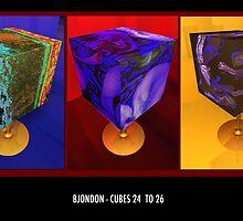 bjondons cubes by cubeCUBED