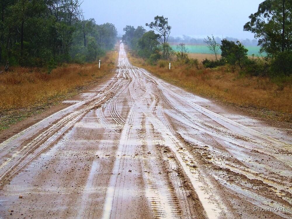 After The Rain - Pratts Road Milman Queensland Australia by PhoenixArt