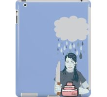 Someone Left Their Cake out in the Rain iPad Case/Skin
