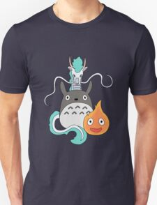 A tribute to Hayao Miyazaki (Updated) Unisex T-Shirt