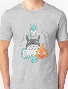 A tribute to Hayao Miyazaki (Updated) T-Shirt