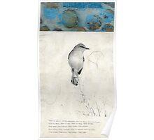 Bird Poem Poster