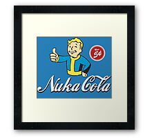 fallout nuka cola new price Framed Print