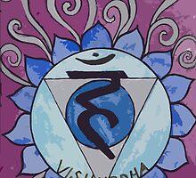 The Throat Chakra by Deb Coats