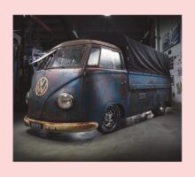 Phil Mizzi's 1954 Volkswagen Kombi Single-Cab Kids Tee