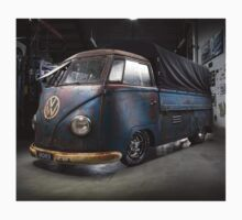 Phil Mizzi's 1954 Volkswagen Kombi Single-Cab One Piece - Long Sleeve