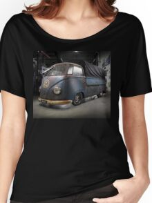 Phil Mizzi's 1954 Volkswagen Kombi Single-Cab Women's Relaxed Fit T-Shirt