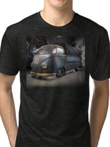 Phil Mizzi's 1954 Volkswagen Kombi Single-Cab Tri-blend T-Shirt