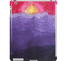 Fire on the Mountain original painting iPad Case/Skin