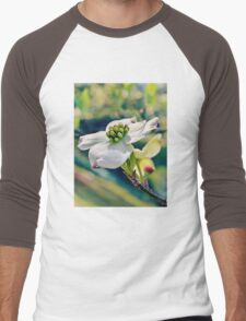 Dogwood Men's Baseball ¾ T-Shirt