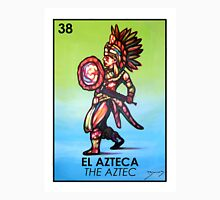 El Azteca - The Aztec - Loteria Unisex T-Shirt