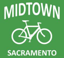 Midtown Sacramento Baby Tee