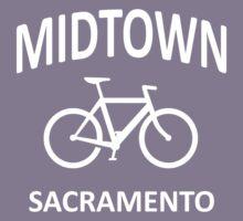 Midtown Sacramento Kids Tee