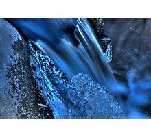 The Blue Water Photographic Print