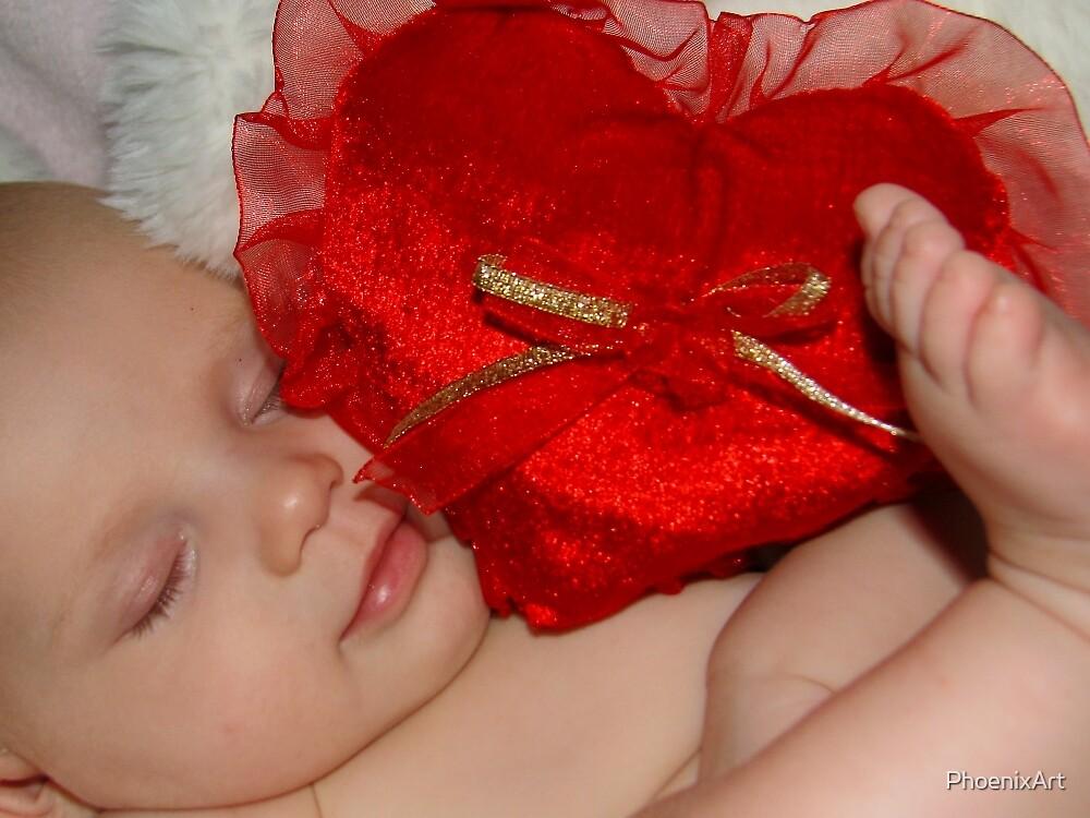 Baby Love by PhoenixArt