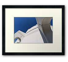 The Griffith Observatory, Los Angeles Framed Print