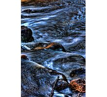 The River Flowing Photographic Print