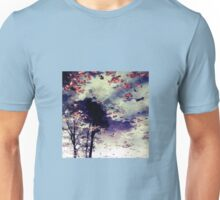 Water and Fall Unisex T-Shirt