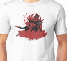 Elric Brothers Red/Grey Version Unisex T-Shirt