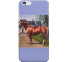 Apollo at La Dreyrie, France iPhone Case/Skin