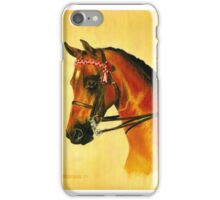 Poppy, Australian Show Pony iPhone Case/Skin