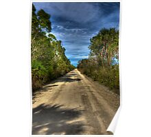 Everglades Road Poster