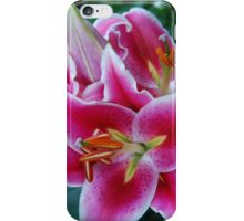 Oriental Lily iPhone Case/Skin