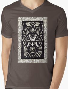 Insect King by Brian Benson Mens V-Neck T-Shirt