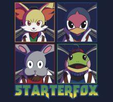 STARTERFOX: Pokemon Unit by RuiShi