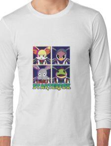 STARTERFOX: Pokemon Unit Long Sleeve T-Shirt