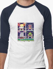 STARTERFOX: Pokemon Unit Men's Baseball ¾ T-Shirt