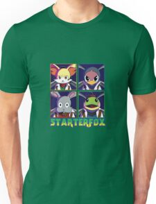 STARTERFOX: Pokemon Unit Unisex T-Shirt
