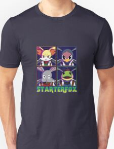 STARTERFOX: Pokemon Unit T-Shirt
