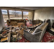 Room at the Motel Photographic Print